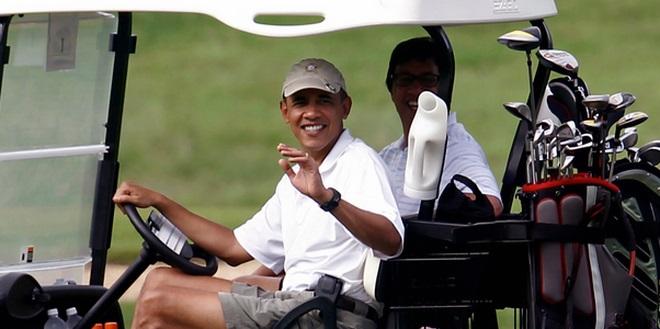 Obama nghỉ hưu vẫn tiêu hàng trăm tỉ đồng của chính phủ Mỹ - 1