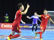 Bóng đá - Đoàn Việt Nam tại AIMAG 16/9: Huy chương đầu tiên, futsal thua sốc