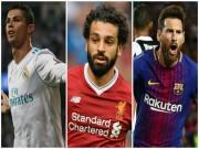 """Bóng đá - Cúp C1: Ronaldo, Messi tỏa sáng vẫn thua """"hàng thải"""" Chelsea"""