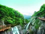 """"""" Đứng tim """"  trước vẻ đẹp những thiên đường xanh đẹp mê hồn ở Trung Quốc"""