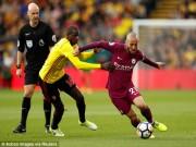 Bóng đá - Watford - Man City: Chiến thắng kiểu tennis & ngôi đầu xứng đáng