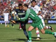 """Crotone - Inter Milan:  """" Tí hon """"  đe dọa thành tích 100%"""