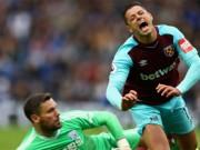 West Brom - West Ham: Rơi bóng nhiều hơn sút