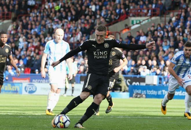 Huddersfield - Leicester: Đá dở nhưng ăn may - 1