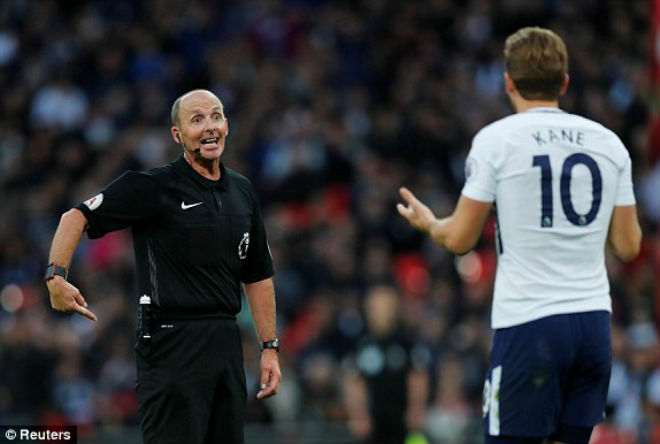 Tottenham - Swansea: Gặp họa từ xà ngang và trọng tài 1