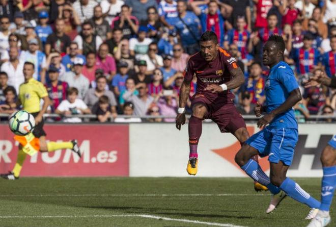 """Messi """"im tiếng"""", Barca lên đỉnh La Liga nhờ """"hàng thải Trung Quốc"""" - 3"""
