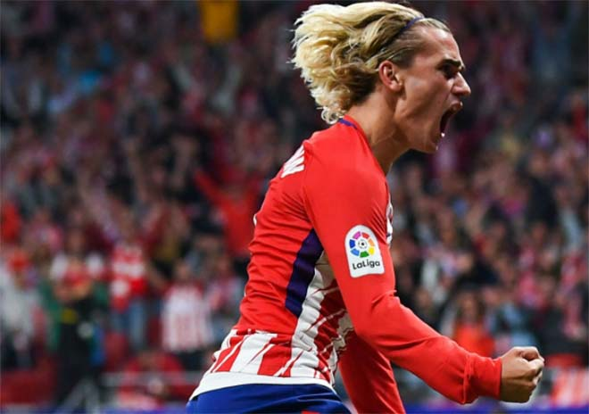 Atletico Madrid - Malaga: Siêu sao chào sân mới - 1