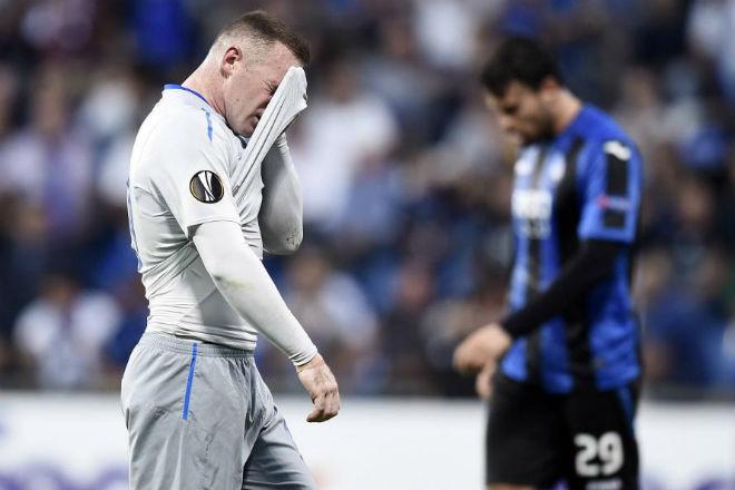 MU – Everton: Rooney về nhà, đừng mơ có quà - 2