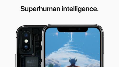 """Chip A11 của iPhone X là """"mãnh thú"""" trong dòng chip xử lý - ảnh 2"""