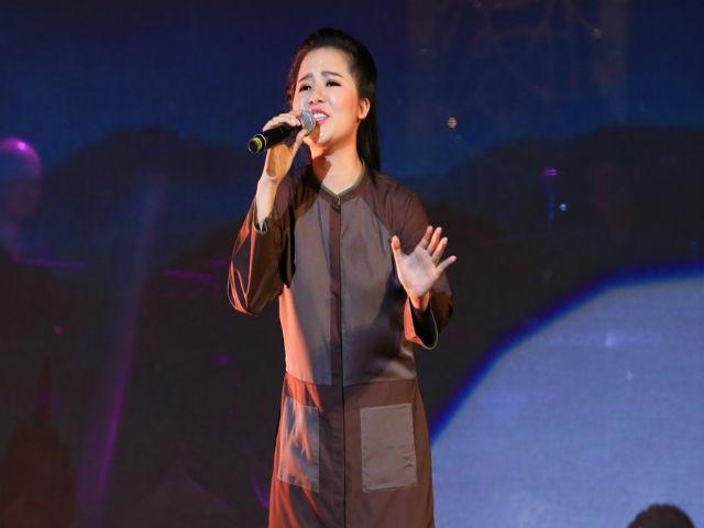 """Hoa khôi Sao Mai Thùy Dung trở lại sau 3 năm """"ở ẩn"""""""