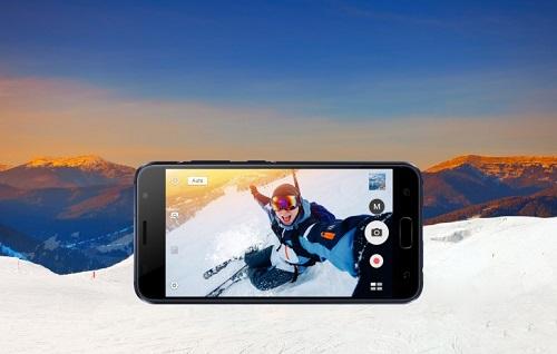 Asus Zenfone V ra mắt: camera 23 MP, Snapdragon 820 - 1