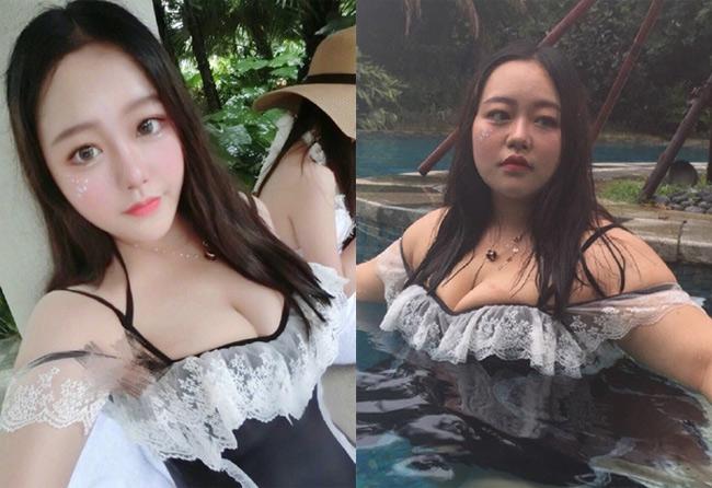 Đây không phải lần đầu tiên, giới trẻ được thấy nhan sắc thật sự phía sau những bức ảnh đẹp lung linh trên mạng xã hội của các hot girl Trung Quốc. & nbsp;
