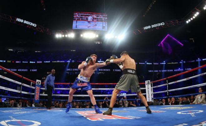 Boxing kinh điển Golovkin - Alvarez: 12 hiệp khốc liệt, kết cục không ngờ 1