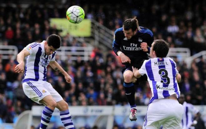 TRỰC TIẾP bóng đá Real Sociedad - Real Madrid: Duyên lành đất khách của Bale - ảnh 23