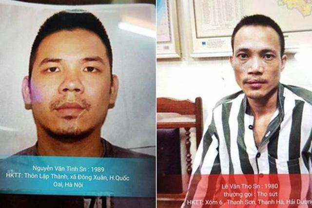 """Nóng nhất tuần: Cuộc vây bắt nghẹt thở 2 tử tù Thọ """"sứt"""" và Nguyễn Văn Tình - ảnh 1"""
