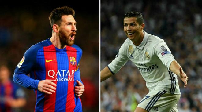 Tin HOT bóng đá tối 17/9:  Messi rê bóng 4 trận chấp Ronaldo cả mùa - 1