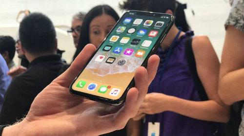 Apple quá tải không đủ iPhone X cho năm nay - ảnh 1