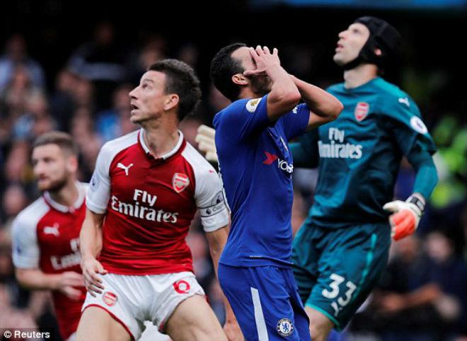 Video, kết quả bóng đá Chelsea - Arsenal: Sát thủ đau đầu vì thước ngắm - ảnh 1