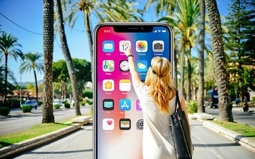 Phí sản xuất iPhone X rẻ, Apple lời to - 1