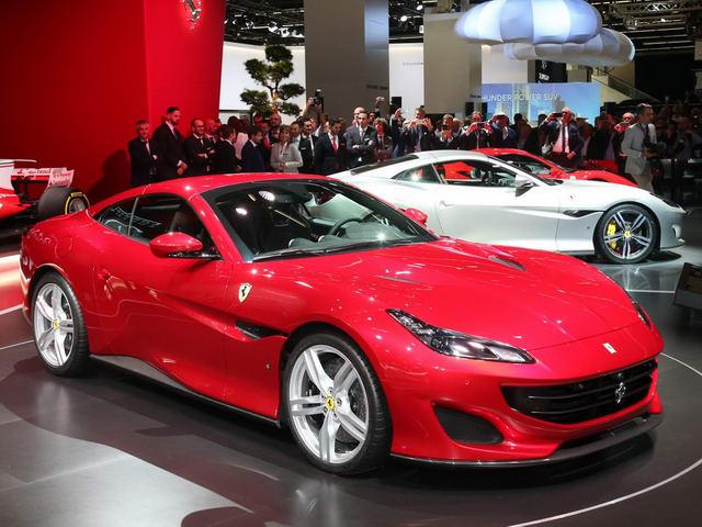 Cận cảnh thực tế Ferrari Portofino hoàn toàn mới - 2