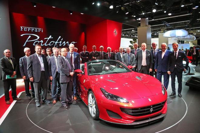 Cận cảnh thực tế Ferrari Portofino hoàn toàn mới - 1