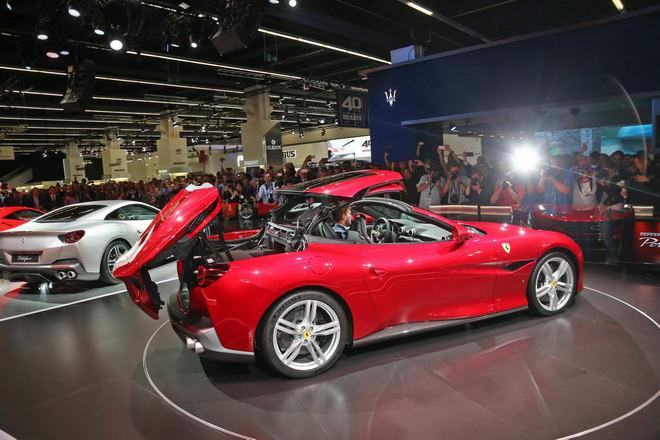 Cận cảnh thực tế Ferrari Portofino hoàn toàn mới - 6