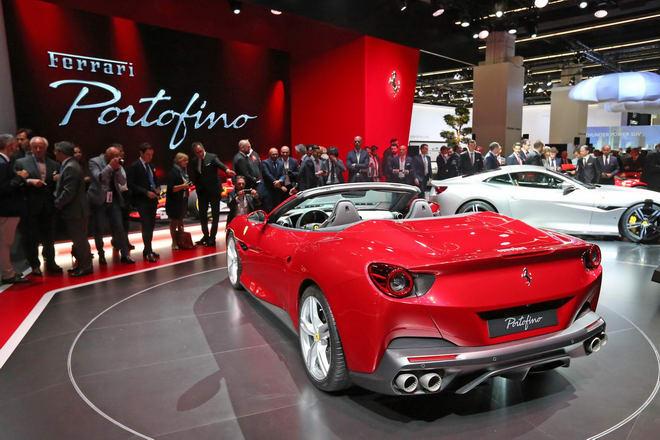 Cận cảnh thực tế Ferrari Portofino hoàn toàn mới - 7