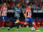 Atletico Madrid - Malaga: Siêu sao chào sân mới