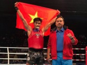 Lịch thi đấu đoàn Việt Nam tại AIMAG 17/9: Muay Thái chờ xung trận