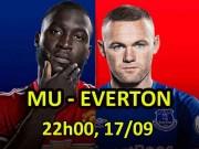 MU - Everton: Rooney về nhà, đừng mơ có quà