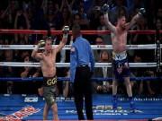 Thể thao - Bê bối boxing Golovkin-Alvarez: Trọng tài gây sốc, cả thế giới la ó