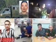 """Tin tức trong ngày - Nóng nhất tuần: Cuộc vây bắt nghẹt thở 2 tử tù Thọ """"sứt"""" và Nguyễn Văn Tình"""