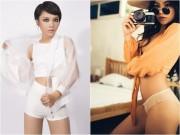 """Làm đẹp - Màn lột xác """"gây choáng"""" của cô ca sĩ Nam Định ở tuổi 20"""