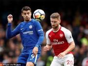Chi tiết Chelsea - Arsenal: Chủ nhà tạm hài lòng (KT)
