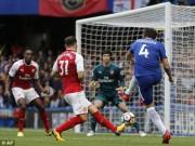 Bóng đá - Chelsea - Arsenal: Màn thoát hiểm thần kỳ