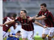 AC Milan - Udinese: Trọng tài tự bẻ còi, tân binh rực sáng