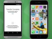 Công nghệ thông tin - Ba cách chuyển địa chỉ liên hệ từ Android sang iPhone