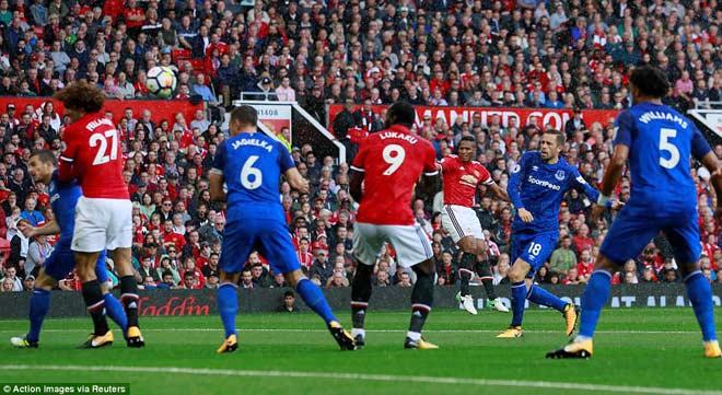 Góc chiến thuật MU – Everton: Đậm chất Mourinho, kết liễu muộn hảo hạng - 1