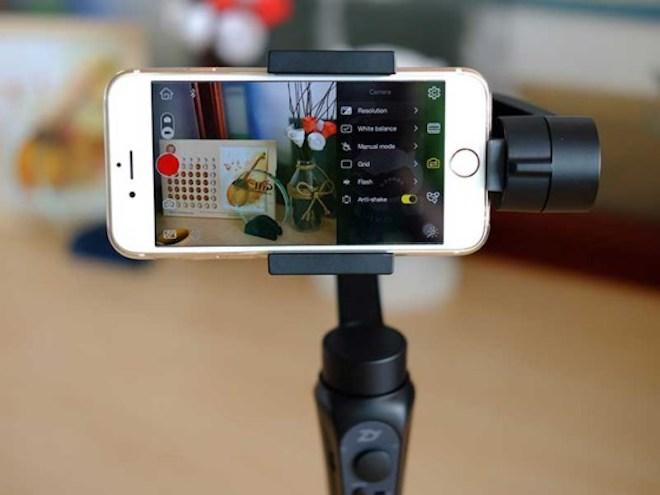 Biến smartphone thành máy quay phim chuyên nghiệp - 1