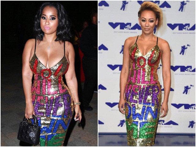 Sao và người mẫu mặc cùng thiết kế: Ai đẹp hơn ai?