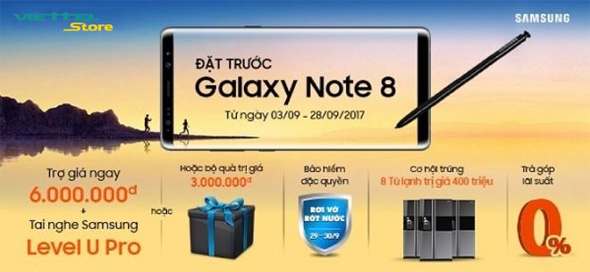 Thực hư chuyện Viettel Store bán Samsung Galaxy Note 8 giá chỉ 16,49 triệu đồng? - 2