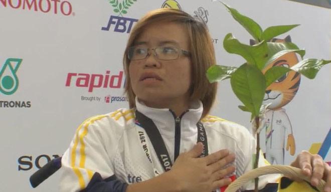 Kình ngư Việt giật 4 HCV, phá 1 kỷ lục ở ASEAN Para Games ngày 2 6
