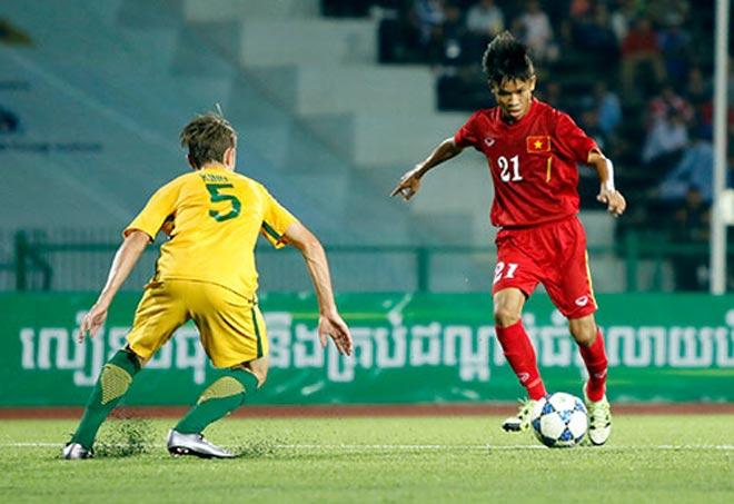 Lịch thi đấu bóng đá U16 Việt Nam tại vòng loại U16 châu Á 2018 - 1