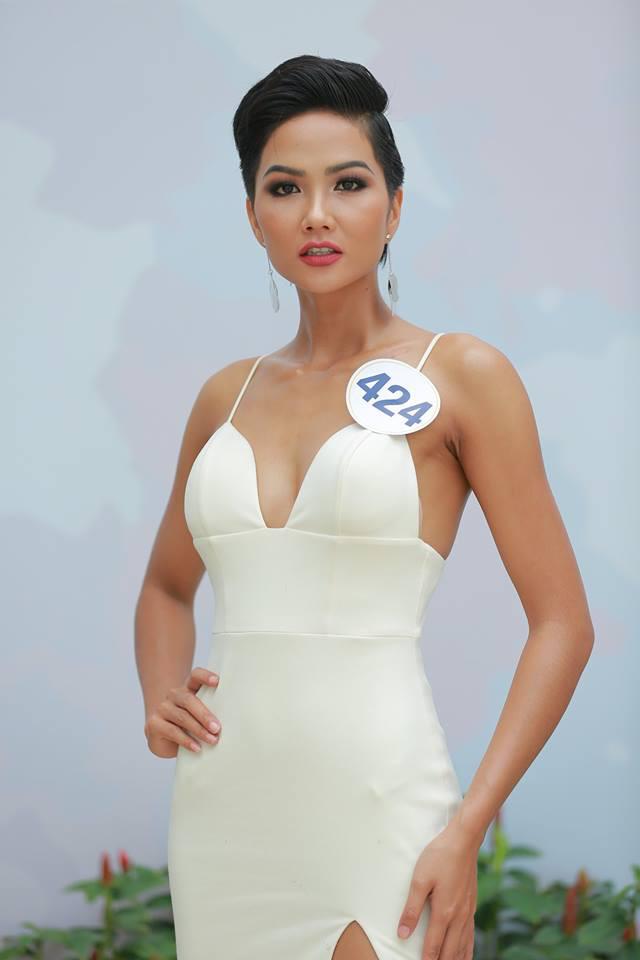 Cô gái Ê Đê nóng bỏng thi hoa hậu Hoàn vũ, từ chối đại gia, cân nhắc thiếu gia - 9