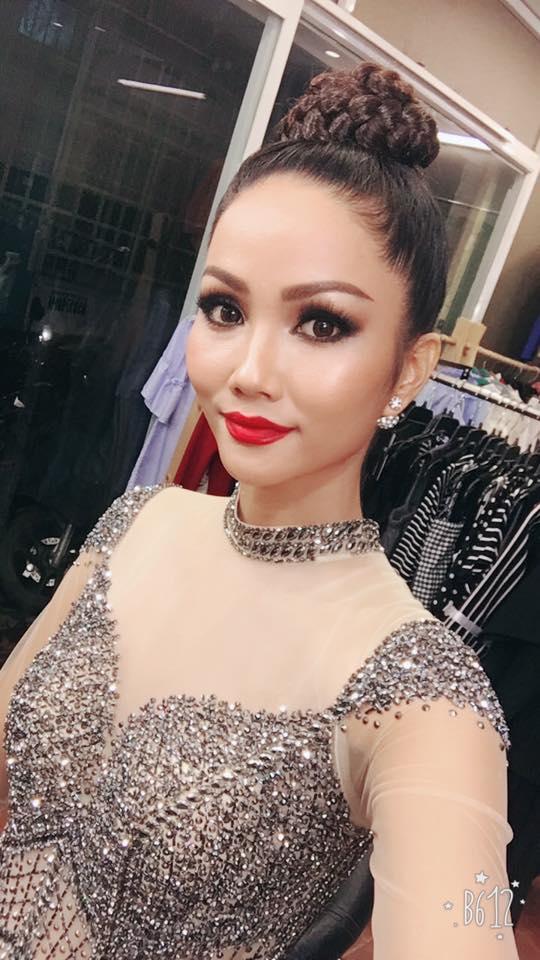 Cô gái Ê Đê nóng bỏng thi hoa hậu Hoàn vũ, từ chối đại gia, cân nhắc thiếu gia - 10