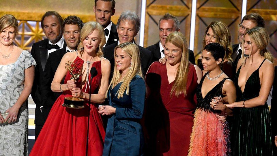 Lễ trao giải Emmy: Vợ cũ Tom Cruise và HBO đại thắng - 5