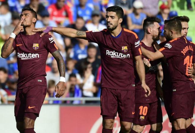 """Tiêu điểm vòng 4 Liga: """"Cánh chim lạ"""" cứu rỗi Real, Barca - 2"""
