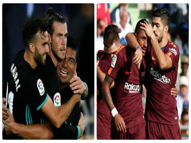 """Tiêu điểm vòng 4 Liga: """"Cánh chim lạ"""" cứu rỗi Real, Barca"""