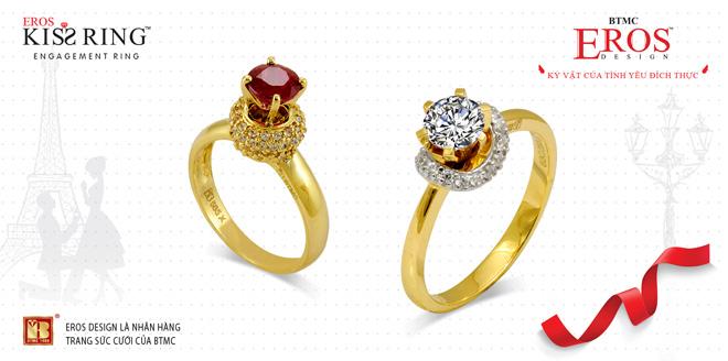 Trang sức cưới EROS  – kỷ vật của tình yêu đích thực - 5