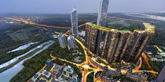 Sunshine City - Chốn an cư lý tưởng của người nước ngoài tại Hà Nội - 1